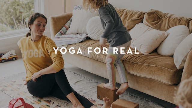 Use Yoga for Real