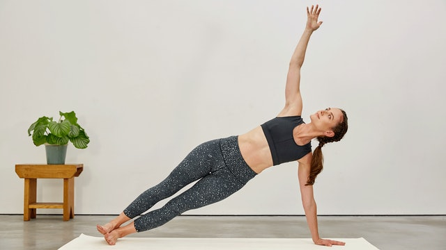 Full Body Balance + Strength