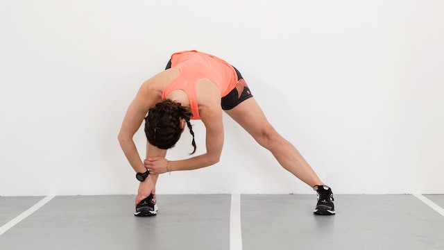 Run — Yoga for Triathletes