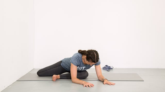 Comprehensive Hip + Hamstring Reset