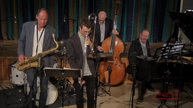 """FATHERS AND SONS"" Ulf Johansson Werre - John Högman Kvintett"