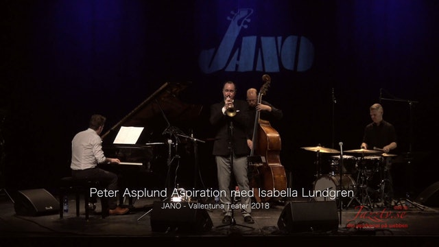 Peter Asplund Aspiration with Isabella Lundgren - part 2