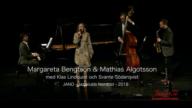Margareta Bengtson & Mathias Algotsson - Part 1
