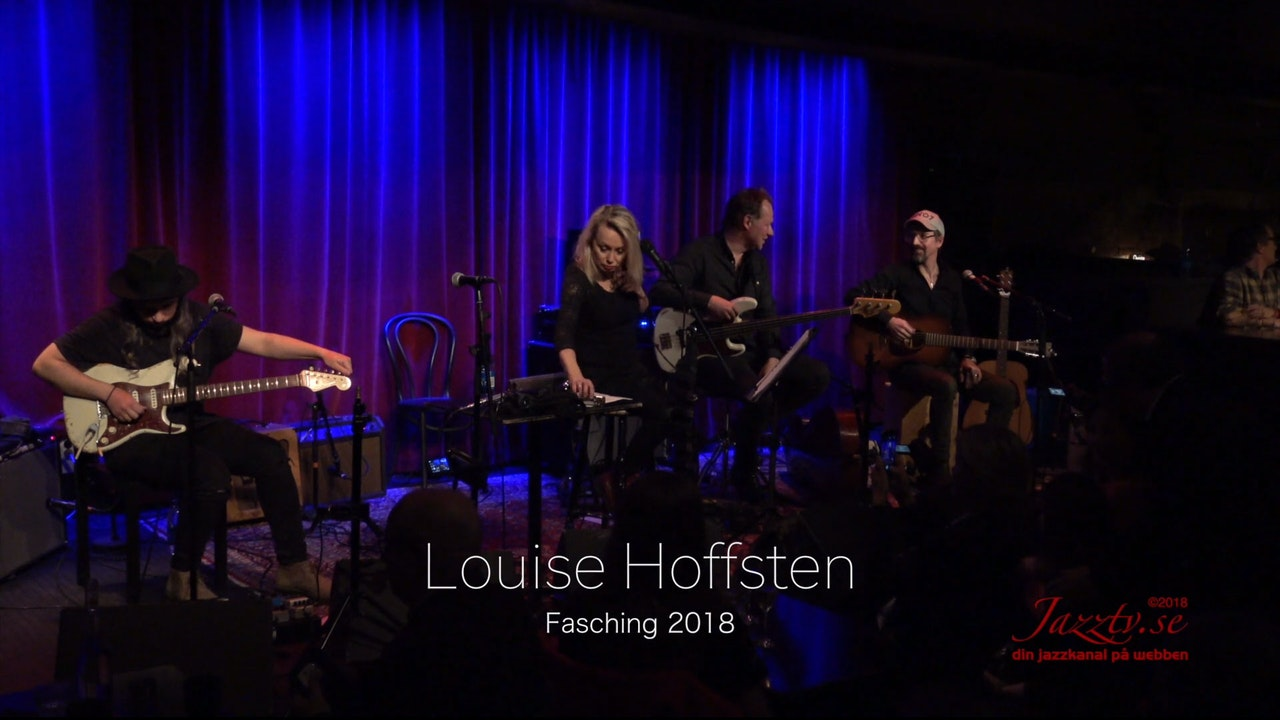 Louise Hoffsten Fasching 2018 - Part 2