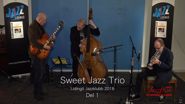 Sweet Jazz Trio - Part 1