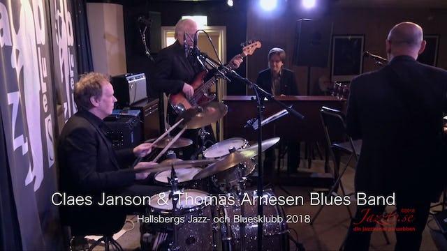 Claes Janson & Thomas Arnesen Blues Band