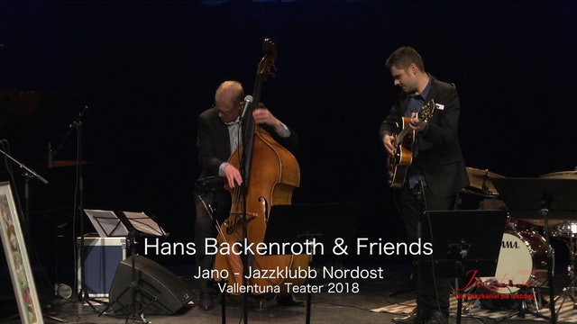 Hans Backenroth & Friends - Part 2