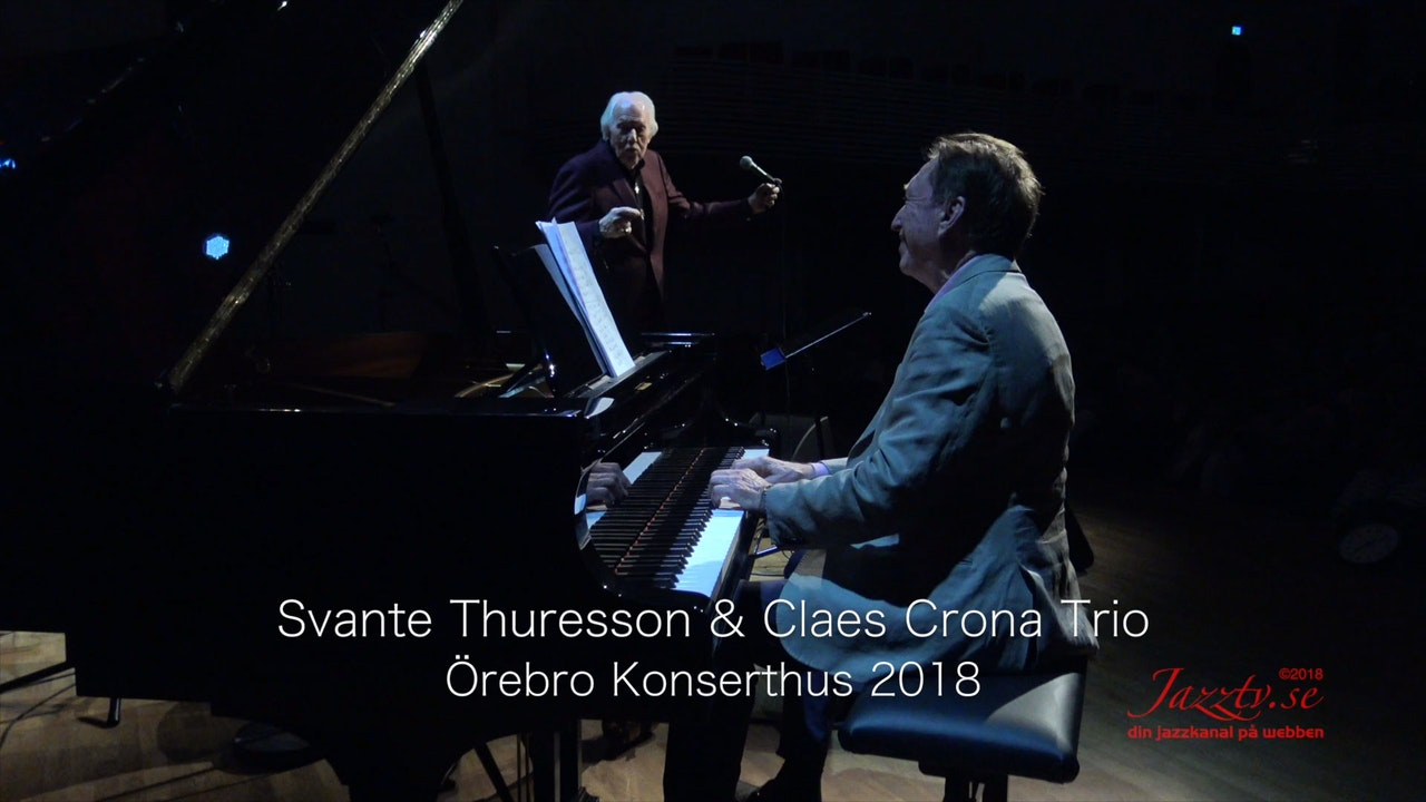 Svante Thuresson & Claes Crona Trio - Part 1
