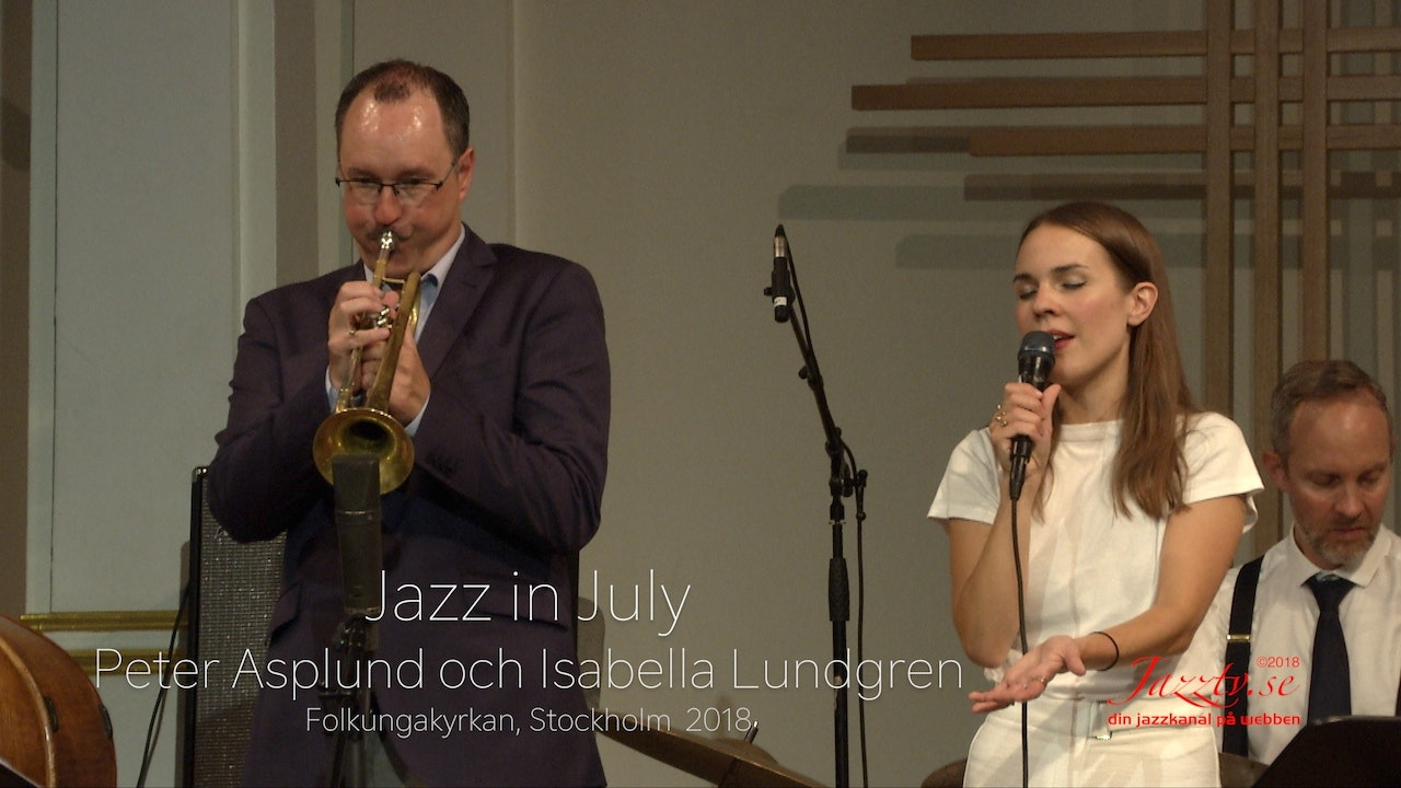 Jazz in July - Part 1