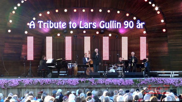 A tribute to Lars Gullin 90 years