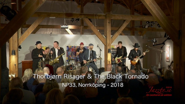 Thorbjørn Risager & The Black Tornado - Part 1
