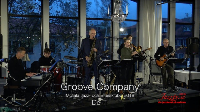 Groove Company - Part 1