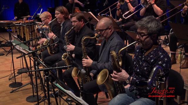 Ann-Sofi Söderqvist Jazz Orchestra