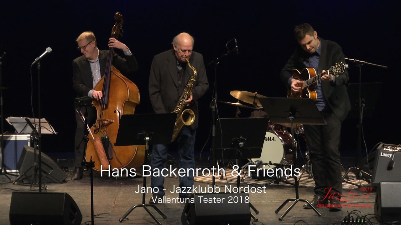 Hans Backenroth & Friends - Part 1