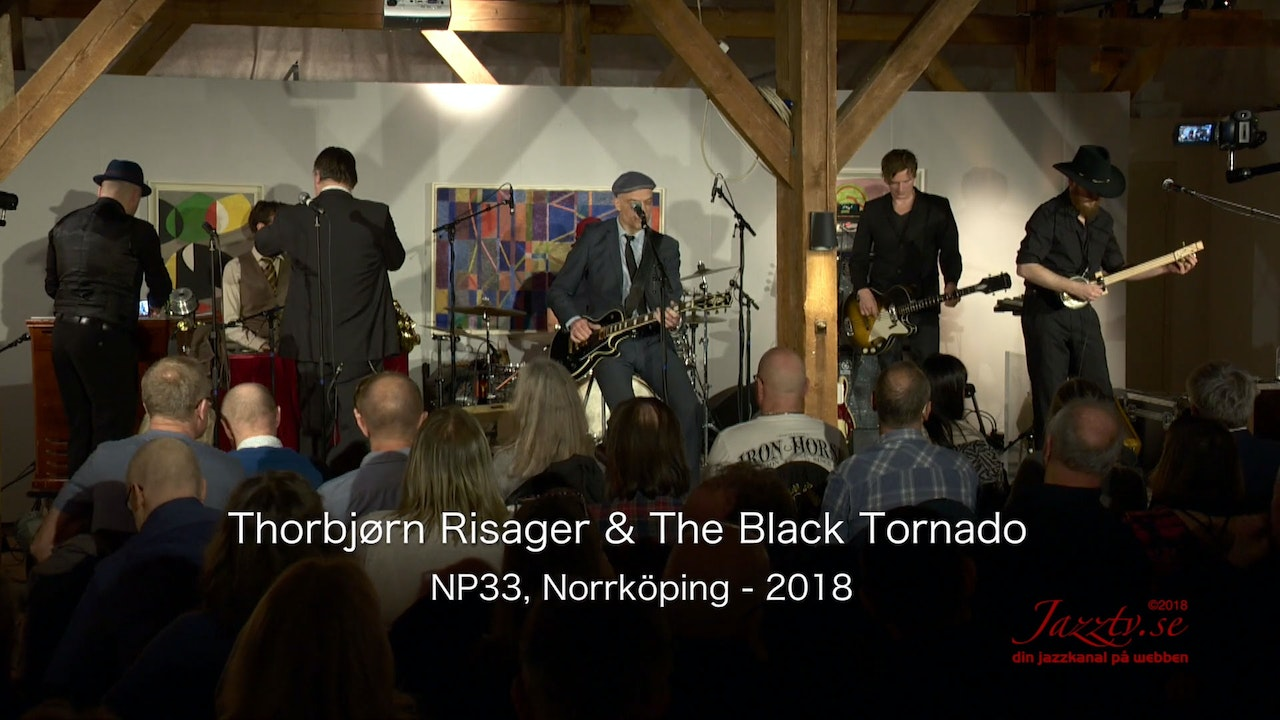 Thorbjørn Risager & The Black Tornado - Part 2