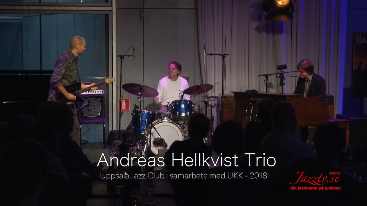 Andreas Hellkvist Trio - Part 1