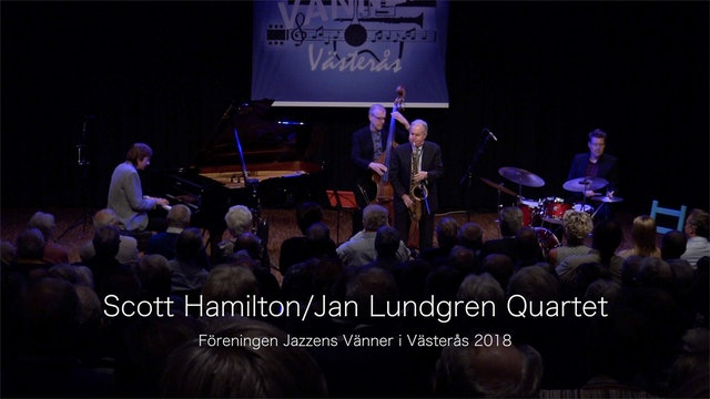 Scott Hamilton:Jan Lundgren Quartet - Del 2