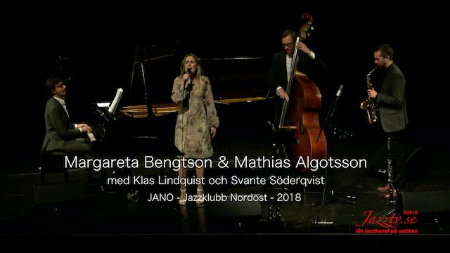 Margareta Bengtson & Mathias Algotsson - Part 2