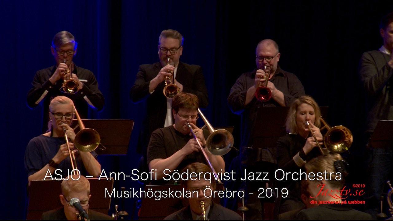 ASJO – Ann-Sofi Söderqvist Jazz Orchestra