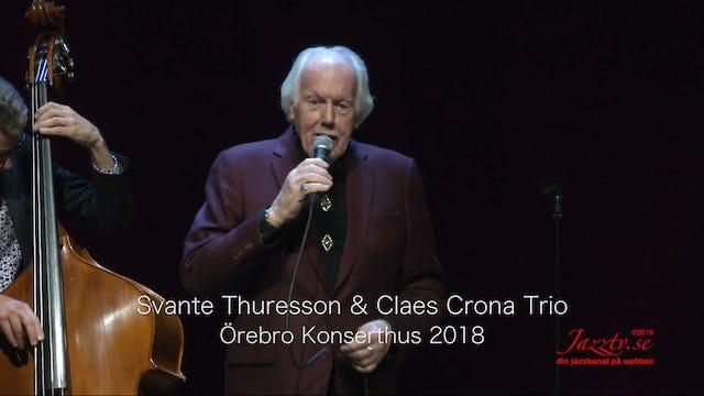 Svante Thuresson & Claes Crona Trio - Part 2