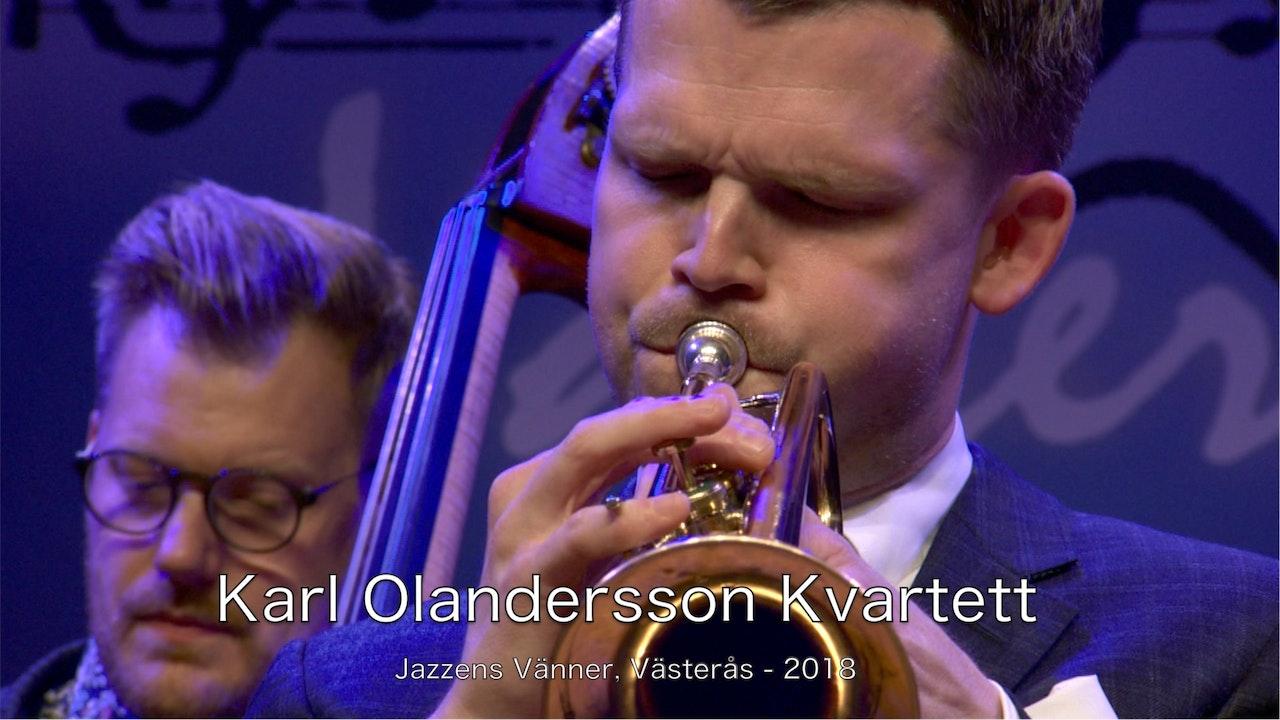 Karl Olandersson Quartet - Part 2