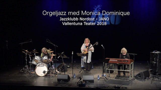 Organ jazz with Monica Dominique - Part 1