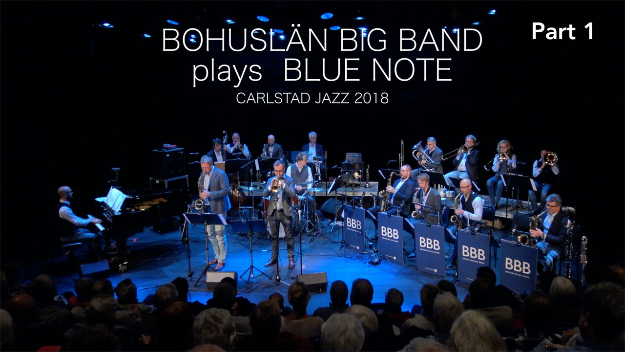 Bohuslän Big Band - Part 1