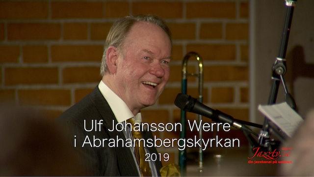 Ulf Johansson Werre in Abrahamsbergskyrkan
