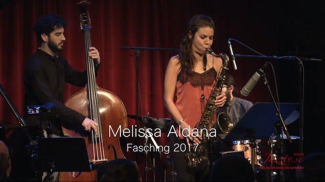 Melissa Aldana Fasching 2017