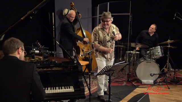Peter Getz & Stockholm Jazz Trio - Del 2