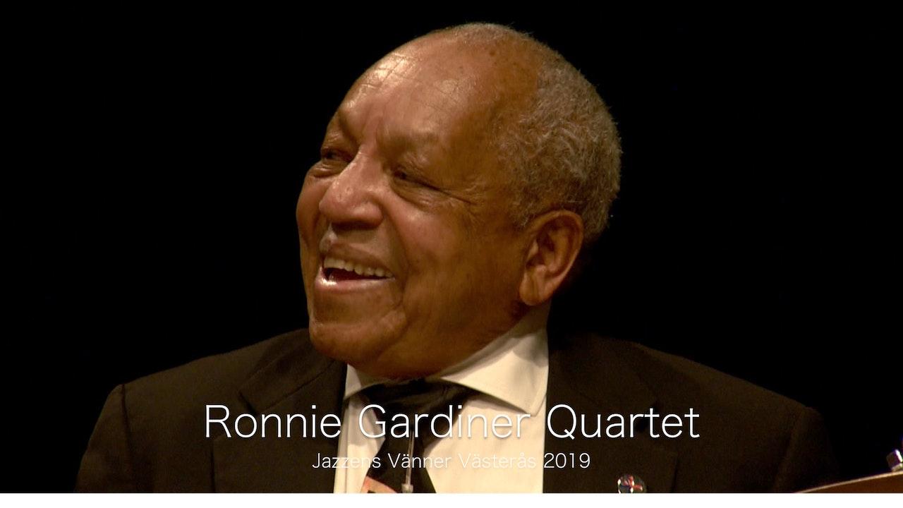 Ronnie Gardiner Quartet