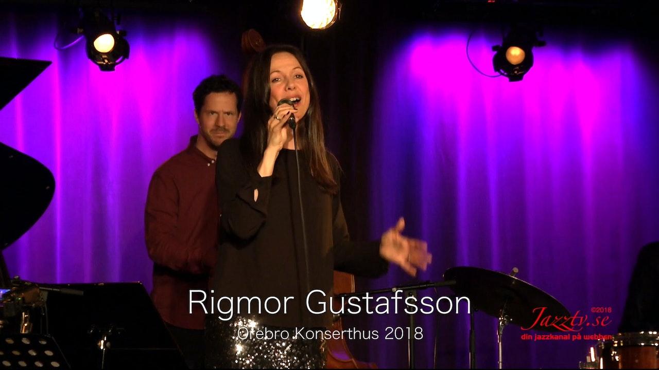 Rigmor Gustafsson