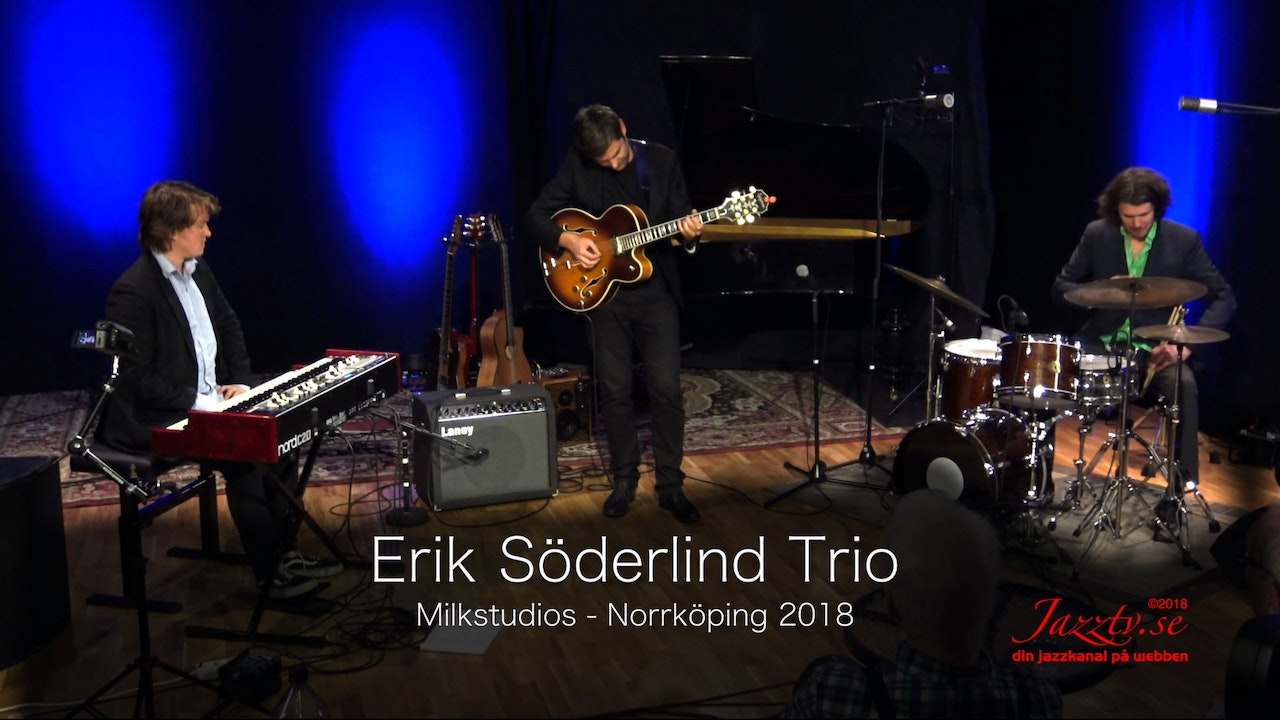 Erik Söderlind Trio - Part 1
