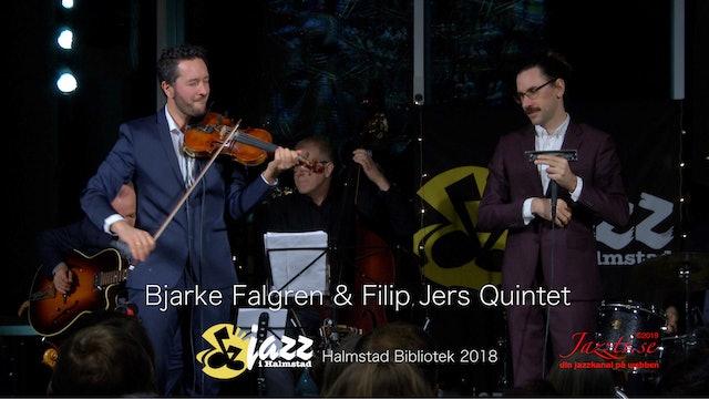 Bjarke Falgren & Filip Jers Quintet - Part 1