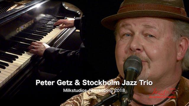 Peter Getz & Stockholm Jazz Trio - Part 2