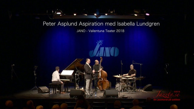 Peter Asplund Aspiration with Isabella Lundgren - part 1