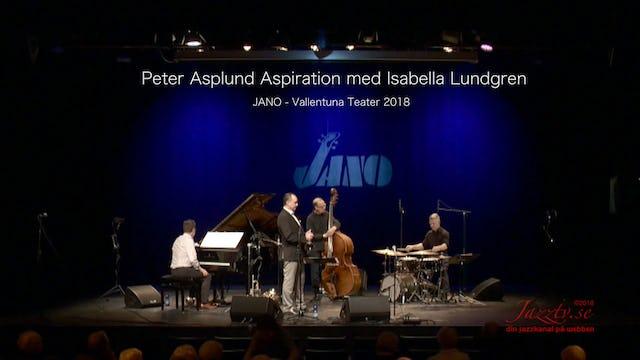 Peter Asplund Aspiration with Isabella Lundgren - part 1