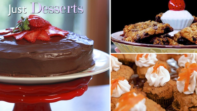 """Just Desserts"" - Episode 204 (24 min)"