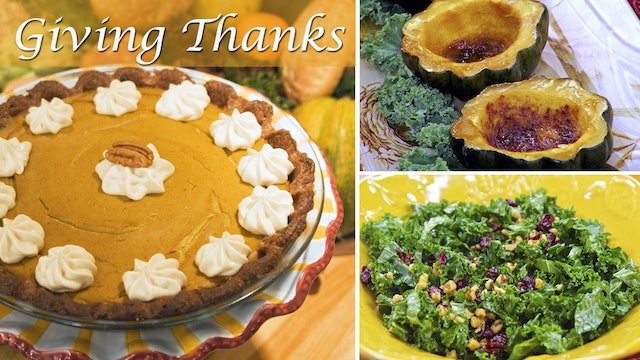 """Giving Thanks"" -  Episode 413 (25 min)"