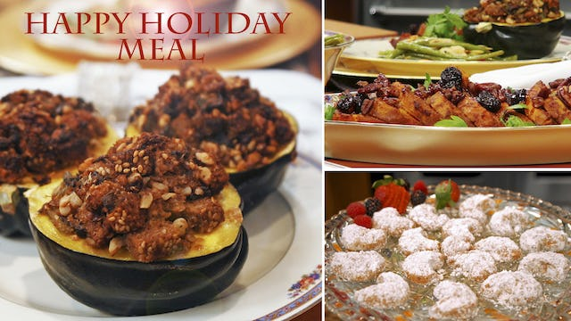"""Happy Holiday Meal"" - Episode 213 (24 min)"