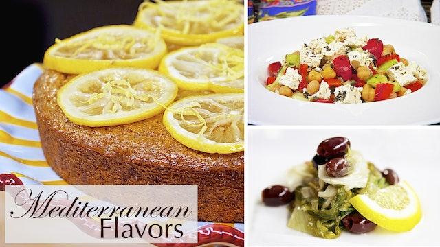 """""""Mediterranean Flavors"""" -  Episode 505 (24 min)"""
