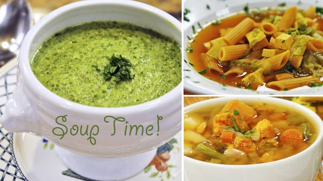 """It's Soup Time!"" - Episode 212 (24 min)"