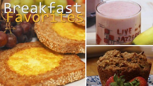 """""""Breakfast Favorites"""" - Episode 208 (24 min)"""