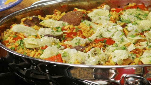"""""""Easy Paella Dinner"""" - Episode 203 (24 min)"""