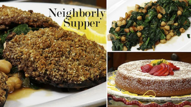 """Neighborly Supper"" - Episode 205 (24 min)"