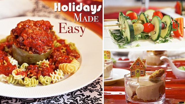"""""""Holidays Made Easy"""" - Episode 513 (24 min)"""