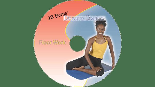 Deante Dance - Floor Work