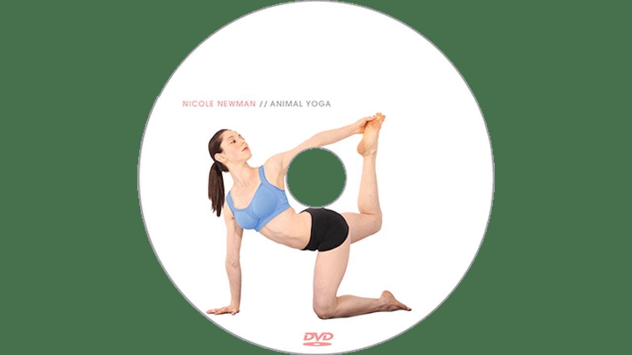 The Animal Yoga Workout