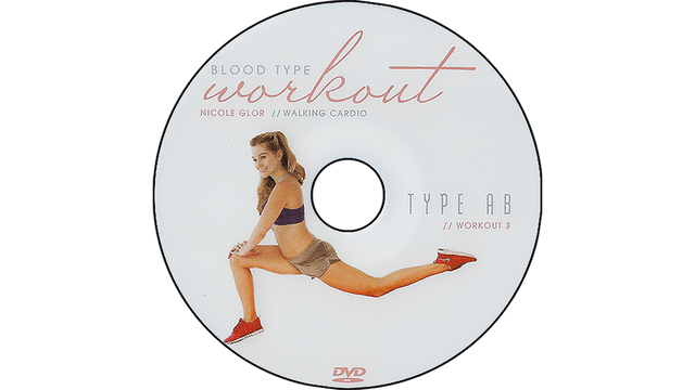 Blood Type Workout - AB - Walking Cardio