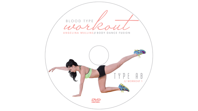 Blood Type Workout - AB - Body Dance Fusion